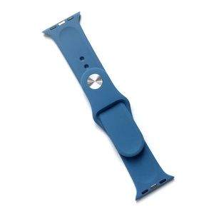 Accessories - NEW Denim Blue Sport Band For Apple Watch